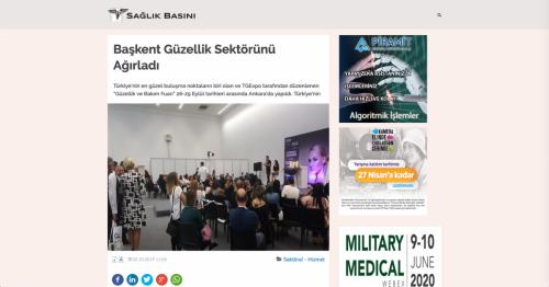 <p>02.10.2019</p><p>www.saglikbasini.com</p><p>BAŞKENT GÜZELLİK SEKTÖRÜNÜ AĞIRLADI</p>