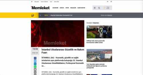 Memleket.com.tr - 09.03.2020